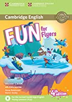 Fun for Flyers Student's Book with Online Activities with Audio