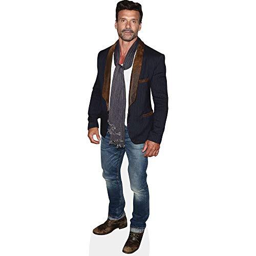 Celebrity Cutouts Frank Grillo (Jeans) Pappaufsteller lebensgross