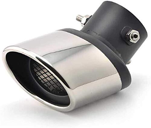 YZGS Universal para Coche, silenciador de Tubo de Escape, Accesorios de Coche, para Suzuki SX4 Swift Alto Liane Grand Vitara Jimny S-Cross Bending