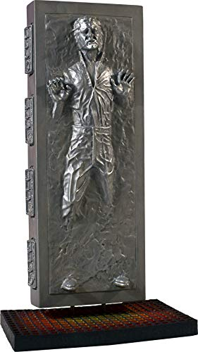 Gentle Giant Han Solo in Carbonite Collector's Gallery Statue Standard