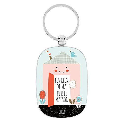 Porte-clés OPAT Les clés de ma petite maison - Derrière la porte