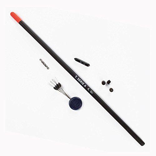 TFT Fight Stick Forellenpose - Tremarella Set zum Forellenangeln, Angelpose zum Angeln am Forellensee, Pose für Forellen, Tragkraft:5g