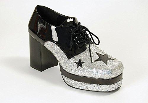 Glam Rock Platform Shoes. Male (M)