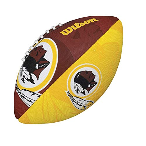 WILSON NFL Junior Team Logo Football (Washington Redskins)