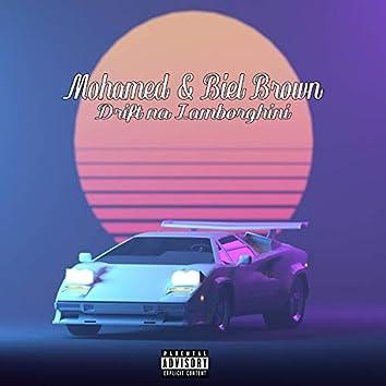 Drift na Lamborghini
