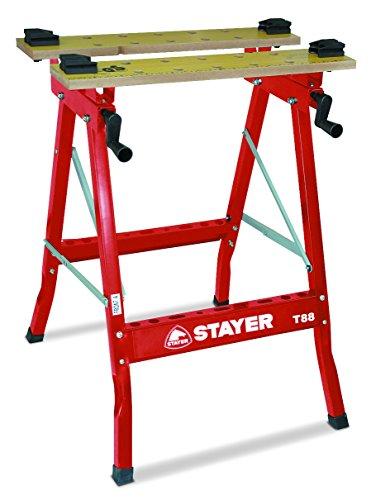 STAYER 1.5975 - Mesa trabajo soporte ingletadoras