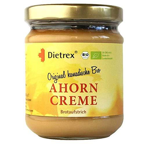Dietrex Kanadische Ahorncreme Bio   100{89765997214d9cabc7b137c686b7ac31fdae8d3386d240a8937340dccf9ae334} Ahornsaft   cremig karamellig   vegan