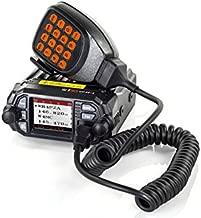BTECH Mini UV-25X2 25 Watt Dual Band Base, Mobile Radio: VHF, UHF Two Way Radio