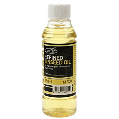 Artists Refined Linseed Oil 250ml
