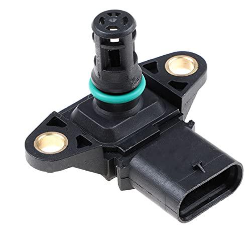 YULUBAIHUO Nuevo Map Sensor INTEGO Sensor DE PRESIÓN DE PRESIÓN Ajuste para BMW 1 3 4 5 x1 x3 x4 x5 Z4 13627843531 5WK96865Z