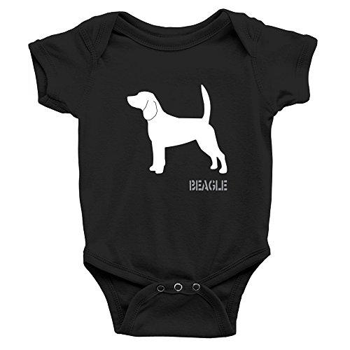 Teeburon Beagle Body de bebé