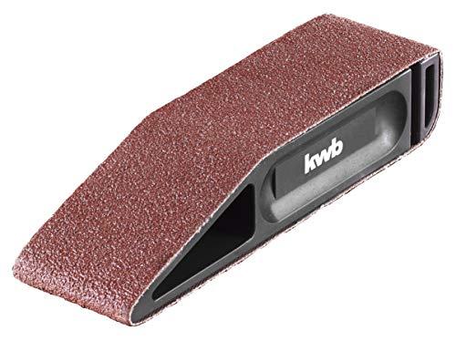kwb 483900 Handschleifer 40 x 303 mm/verwendbar mit div. Schleifband-Typen
