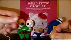 Crochet doll in Hello Kitty costume - Amigurumi Today | 139x247