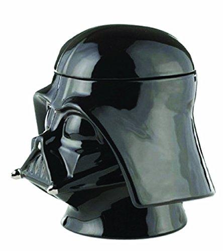 Star Wars 21295 - Darth Vader 3D-Keramikkeksdose, 20 x 20 x 25 cm