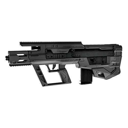 SRU SCAR L/H ブルパップキット (東京マルイ 次世代電動ガン対応) Black 【同梱不可】