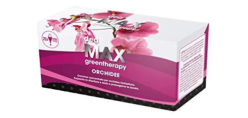 DeaMax Concime per Orchidee Sane e rigogliose, 20 x 2 ml