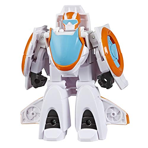 Hasbro Transformers - Blades The Flight (Playskool Heroes Rescue Bots Academy, Giocattolo trasformabile, Action Figure da 11 cm)