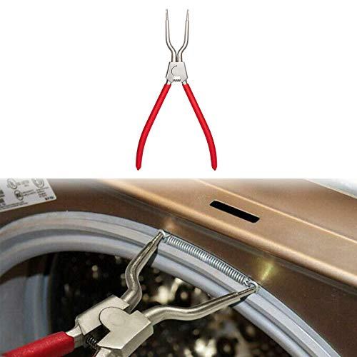 383EER4001A Waschmaschine Feder Entfernung Zange Werkzeug für LG und Samsung (rot)