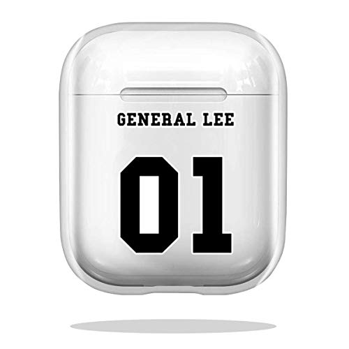 Case Cover General Lee 01 Compatible with Airpod Pro Airpods Bumper Tested Funny Drop