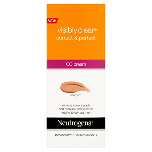 Crema Neutrogena Visibly Clear Correct & Perfect - 50 ml.