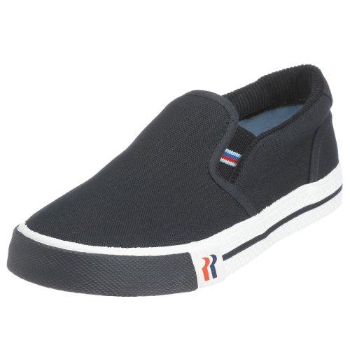 Romika Laser, Unisex-Erwachsene Slip On Sneaker, Blau (Blau 500), 36 EU