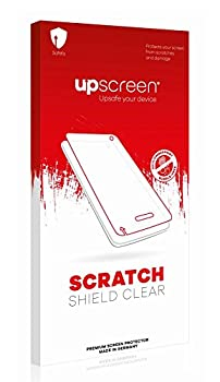 upscreen Scratch Shield Clear Screen Protector for Bosch GLM 80 Professional Strong Scratch Protection High Transparency Multitouch Optimized