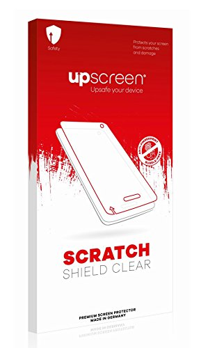 upscreen Scratch Shield Clear Screen Protector for...