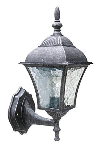 Klassieke wandlamp/wandlamp/buitenverlichting IP43 / kleur oudzilver 8397N