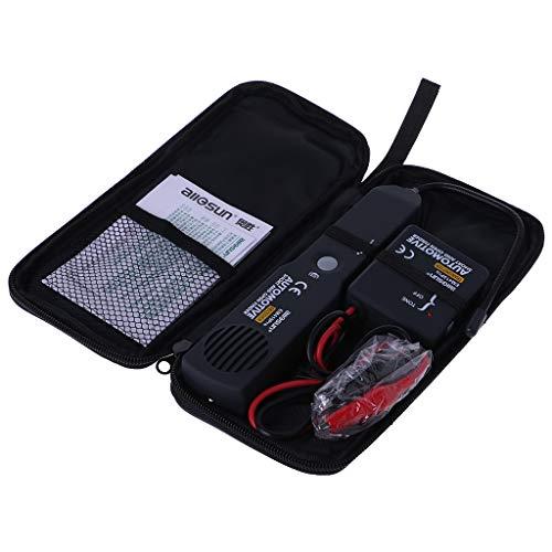 chenpaif Universal EM415PRO Rastreador de Cables de automoción Detector de Circuito Abierto...
