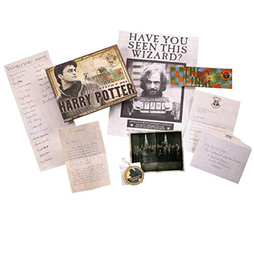 The Noble Collection Harry Potter Caja de artefactos