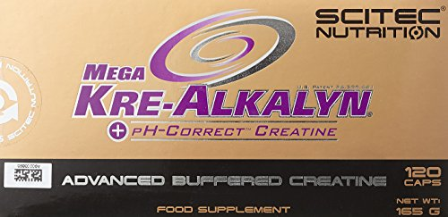 Mega Kre-Alkalyn 120 caps.