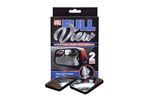 Momo's Gadget Market Auto Blindspot Mirror – Adjustable Full View Blind...