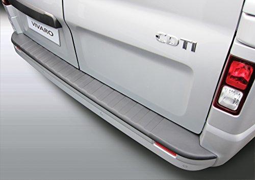 Aroba AR9770N bumperbescherming bumperbescherming compatibel met NISSAN NV300 box en bus BJ. 2016> perfecte pasvorm met afgeschuinde ABS-kunststof speciale kleur carbon-look