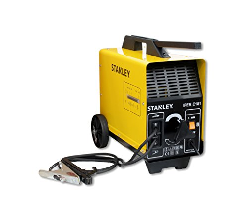 Stanley 460081 Lichtbogenschweißgerät, 160 A