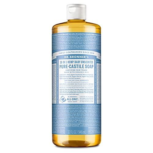 Castile Liquid Soap