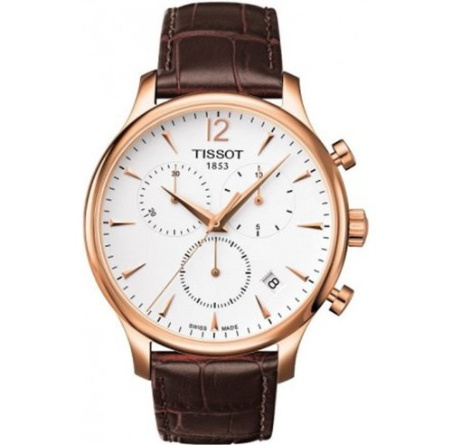 Tissot T-Classic Tradition T063.617.36.037.00 - Cronógrafo