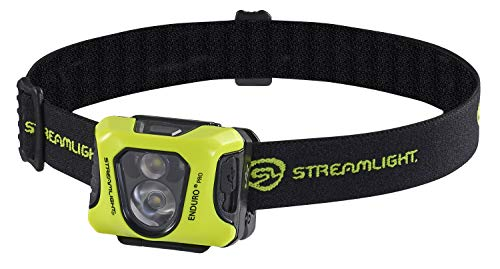 Streamlight 61435 Enduro Pro USB Rechargeable Multi-Function Head Lamp with Elastic Head Strap,...