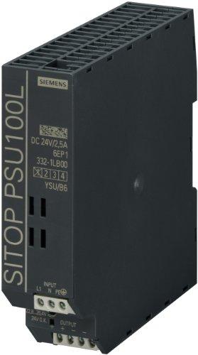 Siemens sitop power - Fuente alimentación sitop psu100l 24v/2,5a 120-230v