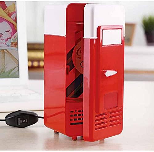 Mini USB Auto Frigorifero Multifunzione Casa Viaggi Veicoli Frigorifero Doppio Uso Box Più Raffreddatore Frigorifero Per Auto Dropship
