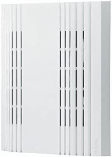 NuTone LA107WH Classical Vertical Panel Design Decorative Wired Two-Note Door Chime, White