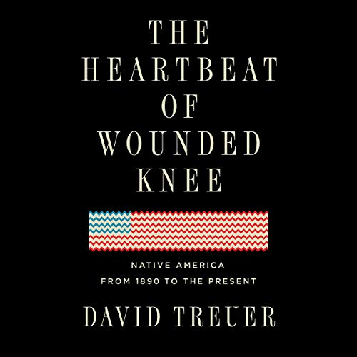 The Heartbeat of Wounded Knee cover art