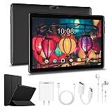 Tablette Tactile 10.1 Pouces WiFi Tablette Android 8.1 avec 3Go RAM+32Go ROM Quad Core Dual SIM 8MP Caméra Intégrée Tablette...