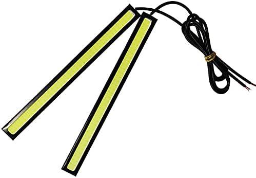 Kiminors Cob Daytime Running Light 17cm Power Attention brand Dayti Chip Genuine High 76