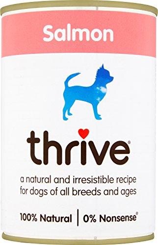 Thrive THWDS - Comida húmeda para perros hipoalergénico, 6 x 400gr