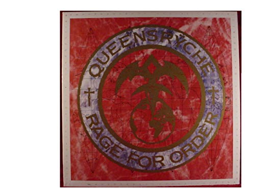 Top 2 queensryche rage for order vinyl for 2020