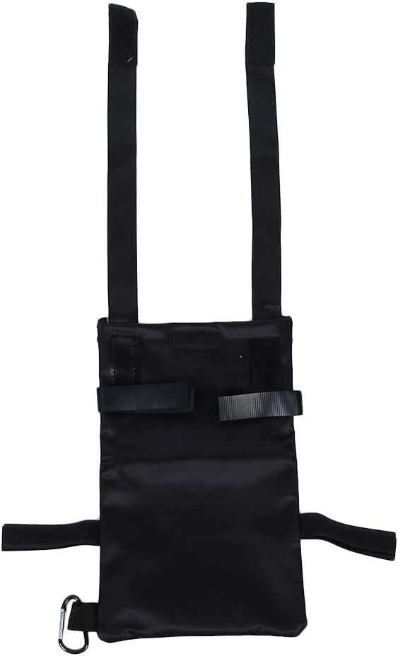 Crutch Pouch Bag Tote for Popular products Broken Leg with Pocke Storage Crutches Spasm price