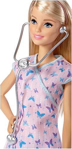 Achetez la Barbie Carrière Poupée Infirmière - 3
