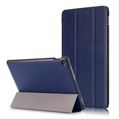 XXIUYHU Ledertasche Für Asus Zenpad 10 Z301Mlf Z301Ml Z301 Magnetische Tablet-Abdeckung Für Asus Zenpad 10 Z300 Z300M Z300C Z300Cg Russische Föderation Blau