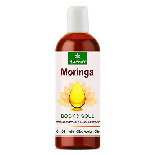 Aceite de Moringa Body & Soul (Cuerpo y Alma) aceites 100% prensados...