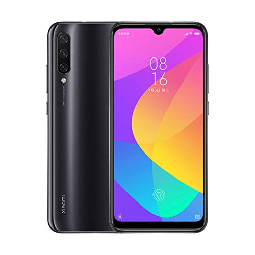 Xiaomi Mi A3 4G Smartphone, 4 + 6 GB, Schermo AMOLED Full-Screen da 6.18'', Tripla fotocamera da 48 + 8 + 2 MP, 4030 mAh, Qualcomm 665 (Versione Global) (Grigio)